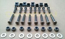 Land Rover Defender 90,110 Front Door Bolts A2 Stainless Steel Bearmach Brand