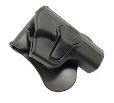 Amomax Retention Hip Holster Makarov PM KWC R/h Black Co2 Red Gas Airsoft Makg2