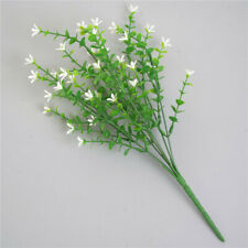 Artificial Eucalyptus Flow Greenery Stems Silk Branch Plant for Home Decor