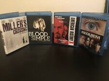 Bluray Drama: American History X/Requiem For A Dream/Blood Simple/Miller's X'ing