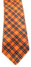 Gant Necktie Tie Plaid Red Stewart Tartan Scottish Clan Wide