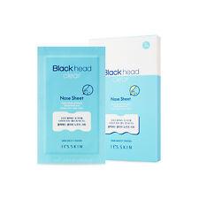 [It'S SKIN] Black Head Clear Nose Sheet - 1Pack (7pcs)