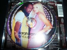 Sarah Connor One Night Stand Australian Picture Disc CD Single – Like New