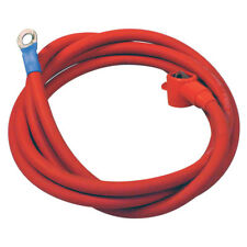 Powermaster 1-84 Red Alternator to Battery Post Cable Charge Wire 6-Gauge 84""