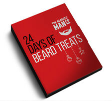 Beard Oil Advent Calendar The Bearded Man Company Gift For Him Beauty Christmas