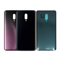 1Pc Back Battery Door Cover Replacement Glass Housing Panel Case For OnePlus 6T