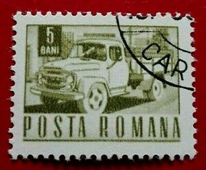 Romania:1967 Transport & Communication 5 B. Rare & Collectible Stamp.