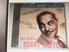 The complete BENNY CARTER Vol 7 ARNOLD ROSS Mercury CD