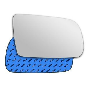 Right wing adhesive mirror glass for Lincoln MKT 2010-2019 870RS