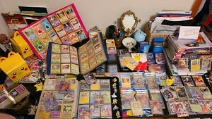 Binder Collection of Pokemon Cards Holo Random lot! Update 3