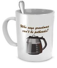 Funny Grandma Gifts -  Grandma Coffee mug - Grandma mug - Christmas grandma gift