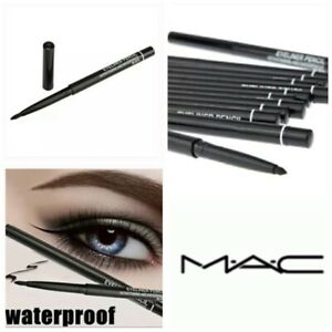 MAC Retractable Waterproof Eyeliner Pencil w / Vitamin A & E - BUY 1 GET 1 FREE!