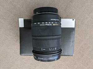 Sigma 18-200 mm F3.5-6.3 DC OS for Canon EF Mount