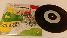 "Jive Bunny & Mastermixers Let's Swing Again (PS) 7"" Vinyl Single"