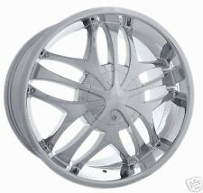 "18"" Chrome DYNASTY PLAYER CABO LIMITED MEGA Wheels"