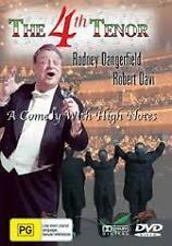 The 4th Tenor (DVD, Region 4) Rodney Dangerfield - Brand New, Sealed