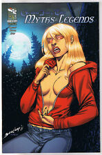 GRIMM FAIRY TALES Myths and Legends #5 B, NM-, Tim Seeley, 1st, Good girl