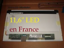 "Dalle LED 11,6"" LED HD SONY VAIO Y séries VPCYB15 VPC-YA15 Ecran Panel Display"
