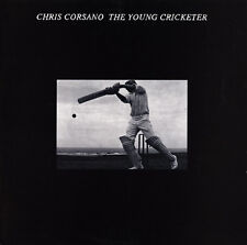 Chris Corsano The Young Cricketer Vinyl LP Record! Free Jazz Improvisation! NEW!
