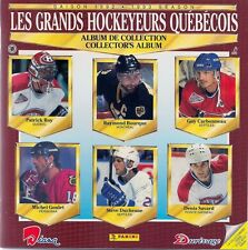 1992-93 Durivage Bread Album (Quebec only) Roy & Bourque on Cover MINT!