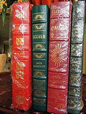 MERCURY Easton Press BEN BOVA  SIGNED EDITION NEW SEALED RARE