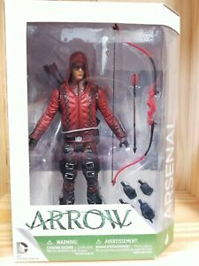 DC Collectibles Arrow CW Arsenal Brand New Action Figure