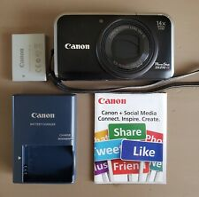 Digital Camera - Canon PowerShot SX210 IS 14.1MP - Slightly Used!