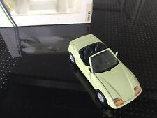 Schabak 1:43 BMW Z1 Cabrio Gelb unbespielt in OVP