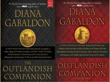 Diana Gabaldon Starz OUTLANDER COMPANION Collection Volumes 1 & 2 HARDCOVER