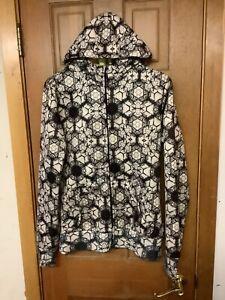 Burton Dryride Colombo Snowboarding Jacket Womens Size M Used