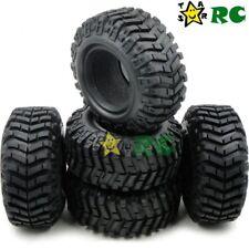 "5pcs RC 1.9"" Rock Crawler Tires Tyres 95mm Fit RC 4wd Axial 1.9 Beadlock wheels"