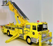 Vintage 1960s Fire Engine Truck 1 T Dream Model 24 Antique Yelo Pickup Car 18