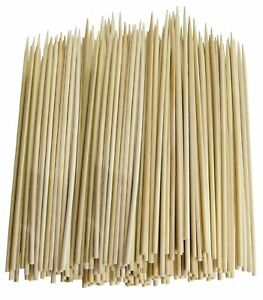 Fox Run 5478 Bamboo Grilling Cooking Skewers, 12-Inch, Pack of 100