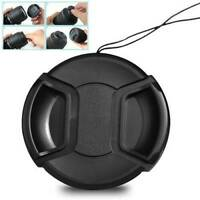 77mm Snap on Front Lens Cap Cover For Camera Canon Nikon Sony Tamron Sigma