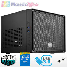 PC Computer Micro Mini Itx Intel i7 8700 4,60 Ghz - Ram 16 GB - HD 2 TB - WI-FI