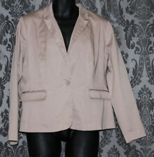 Womens size 20 beige dress jacket made by TARGET