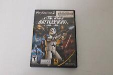 Star Wars: Battlefront - Playstation 2 Game Complete