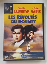 DVD LES REVOLTES DU BOUNTY - Clark GABLE / Charles LAUGHTON - Frank LLOYD