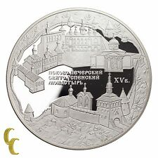 2007 Sterling Silver 925 Russia 25 Rubles Commemorative Medal