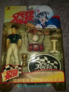 1999 RESAURUS Speed Racer très rare Racer X Peinture Métallique Limited Edition Comme neuf on Card