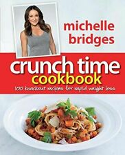 Bridges, Michelle, Crunch Time Cookbook, Like New, Paperback