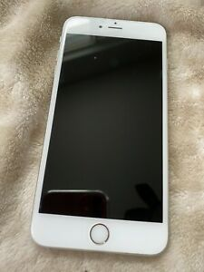 Apple iPhone 6s Plus 64GB-Silver-Excellent Condition-Rarely Used-Preowned