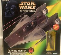 STAR WARS A-WING FIGHTER 1997 MIP