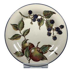 Staffordshire Tableware Autumn Fayre Plate 20 cm x 20 cm Floral Design
