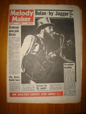 MELODY MAKER 1972 MAY 20 STONE THE CROWS DOCTOR JOHN
