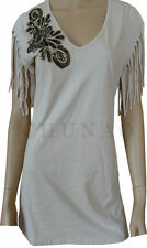 Cotton V Neck Tunic, Kaftan Tops & Shirts for Women
