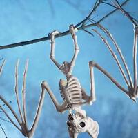 Gruselige Skelett Fledermaus Gruselige Dekoration Halloween-Szenenparty