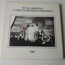 Sun Ra - Sunrise in Different Dimensions - Vinyl LP Swiss Press 2x LP Box NM