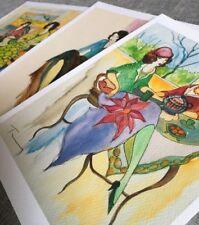 ITZCHAK TARKAY (3pc) (1935 – 2012) Israeli ARTIST lithograph prints