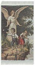 Miniatur Gobelin, Wandteppich, reines Polyester, für Puppenhaus. Größe 6x11 cm